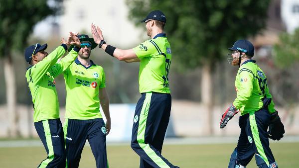 Stuart Poynter's last-ball six clinches thriller for Ireland