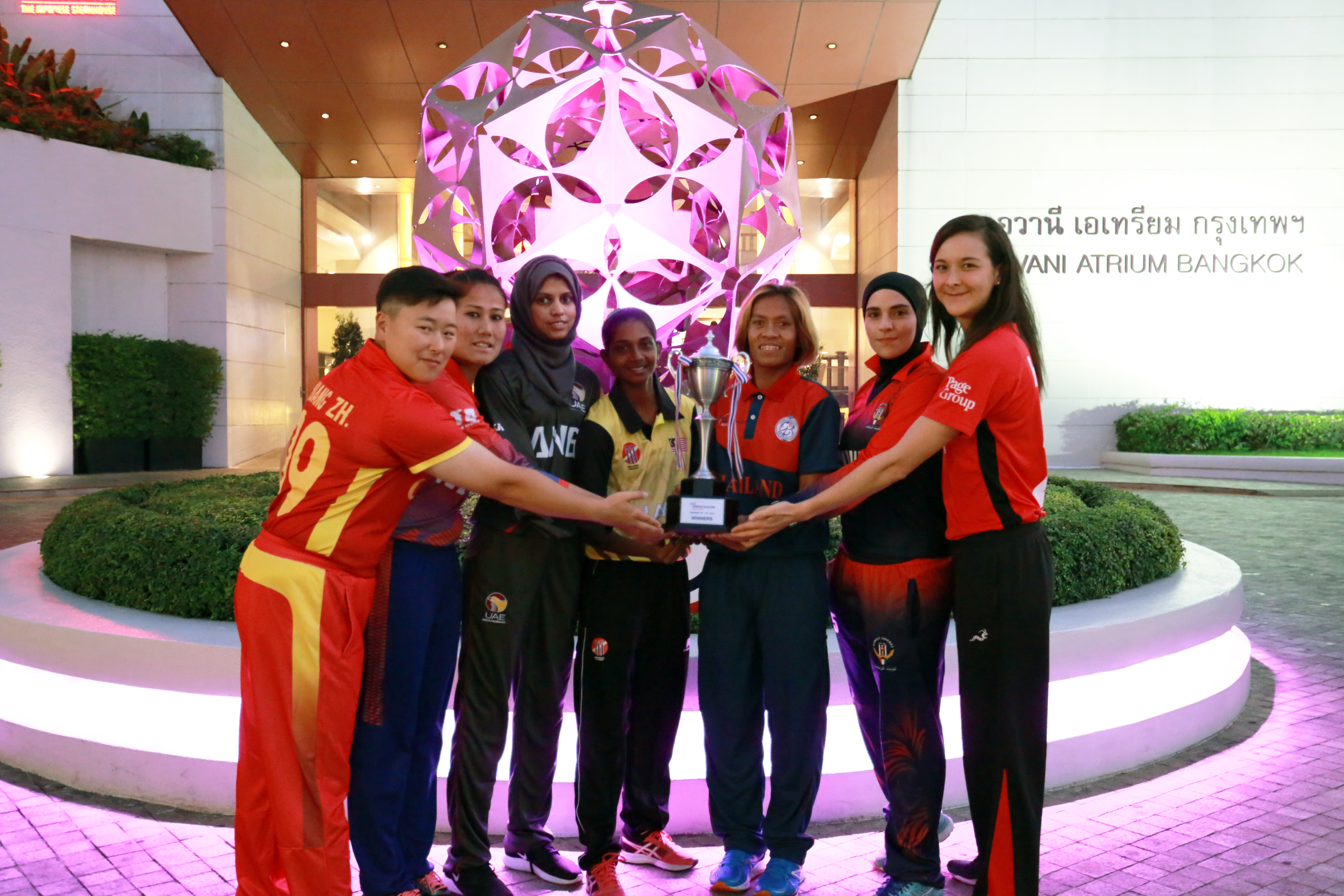 8c4f2a967ad7f ICC Women s T20 World Cup Qualifier – Asia 2019 set to begin in ...