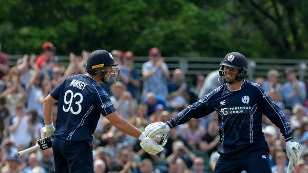 Scots make ranking gains after victorious quadrangular tournament