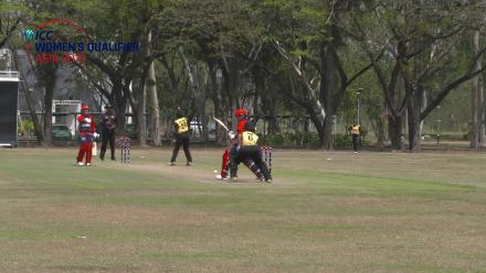 ICC Women's Asia Qualifier 2019: Kuwait v Malaysia highlights