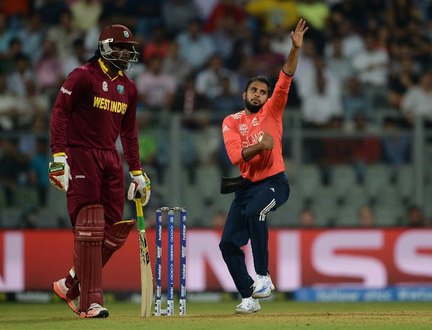 'It only takes one ball for him to make a mistake and get out' – Rashid says England will have plans in place for Gayle