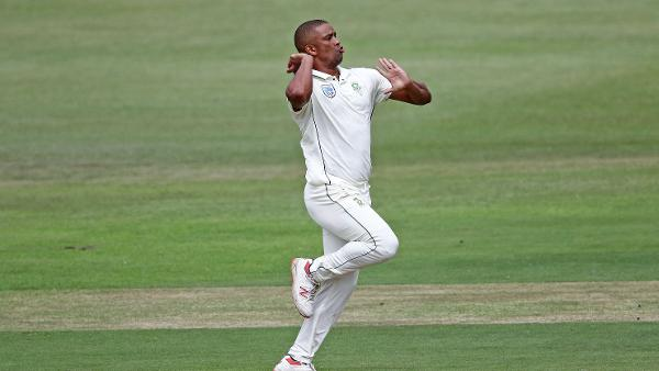 Philander to miss second Test with hamstring injury