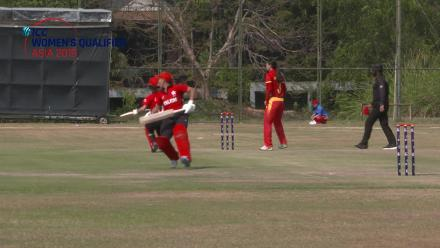 ICC Women's Asia Qualifier 2019: Yee Shan To stars for Hong Kong with 37 in 44 balls and 3/9 off three overs