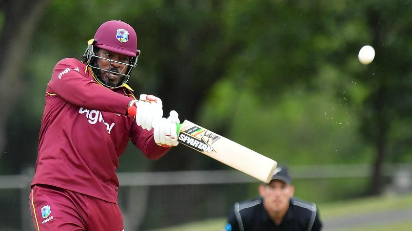 Gayle has decided to call time on his ODI career after the 2019 Men's World Cup