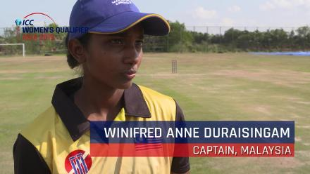 ICC Women's Asia Qualifier 2019: Nepal v Malaysia pre-match interview