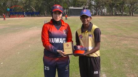 ICC Women's Asia Qualifier 2019: Kuwait v Malaysia pre-match interview