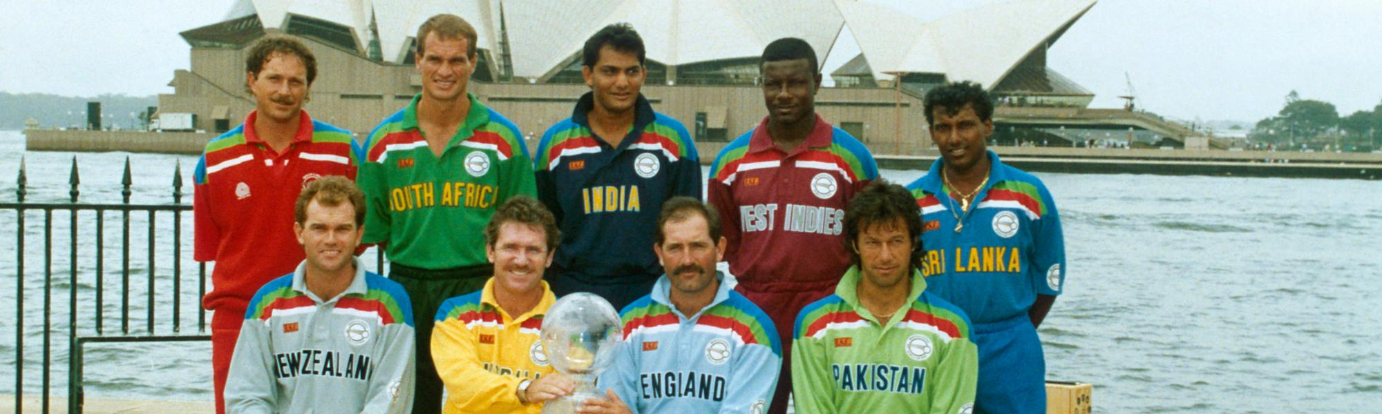 Quiz How Much Do You Know About The 1992 Cricket World Cup