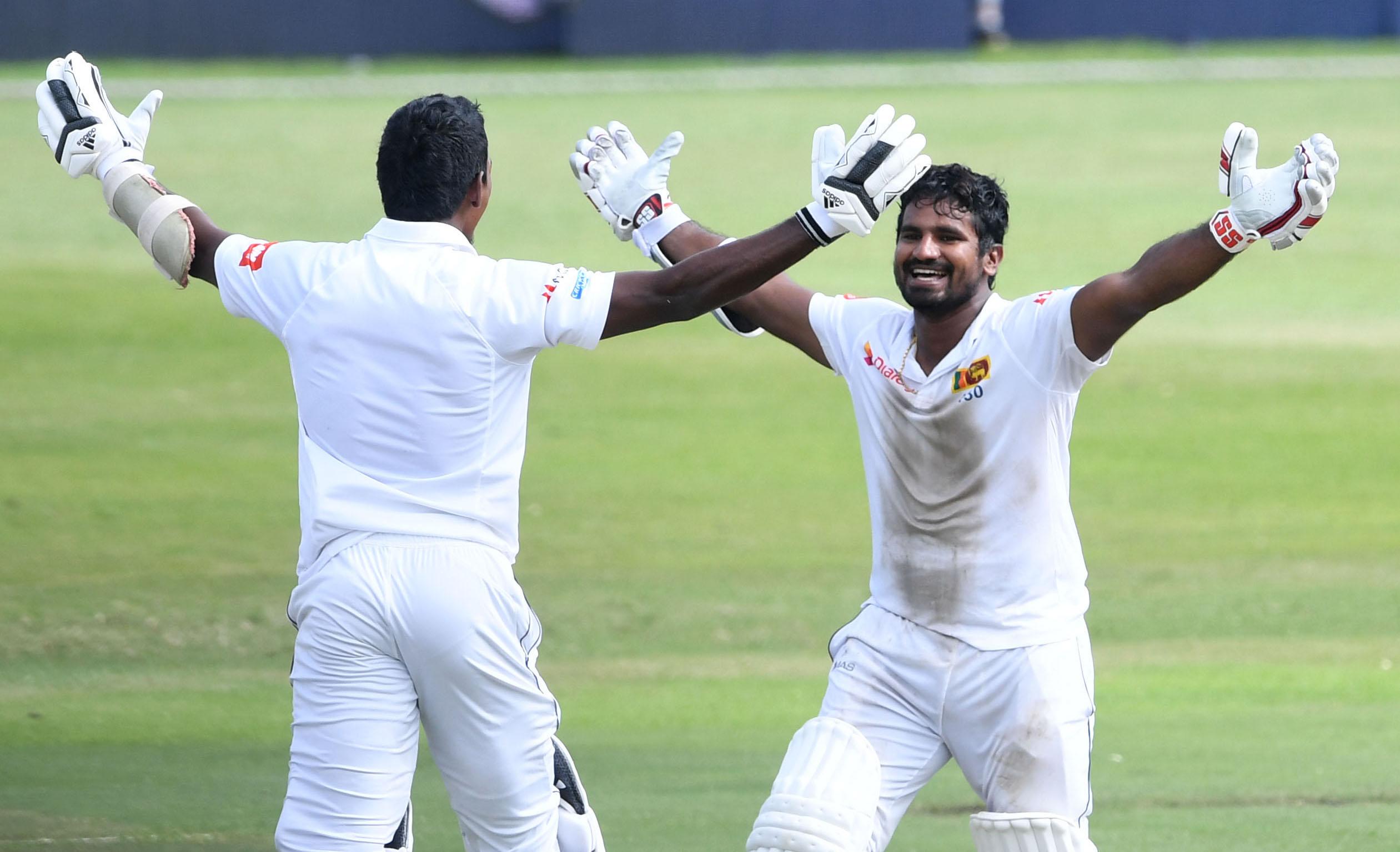 Reinvigorated Sri Lanka chase history in Port Elizabeth