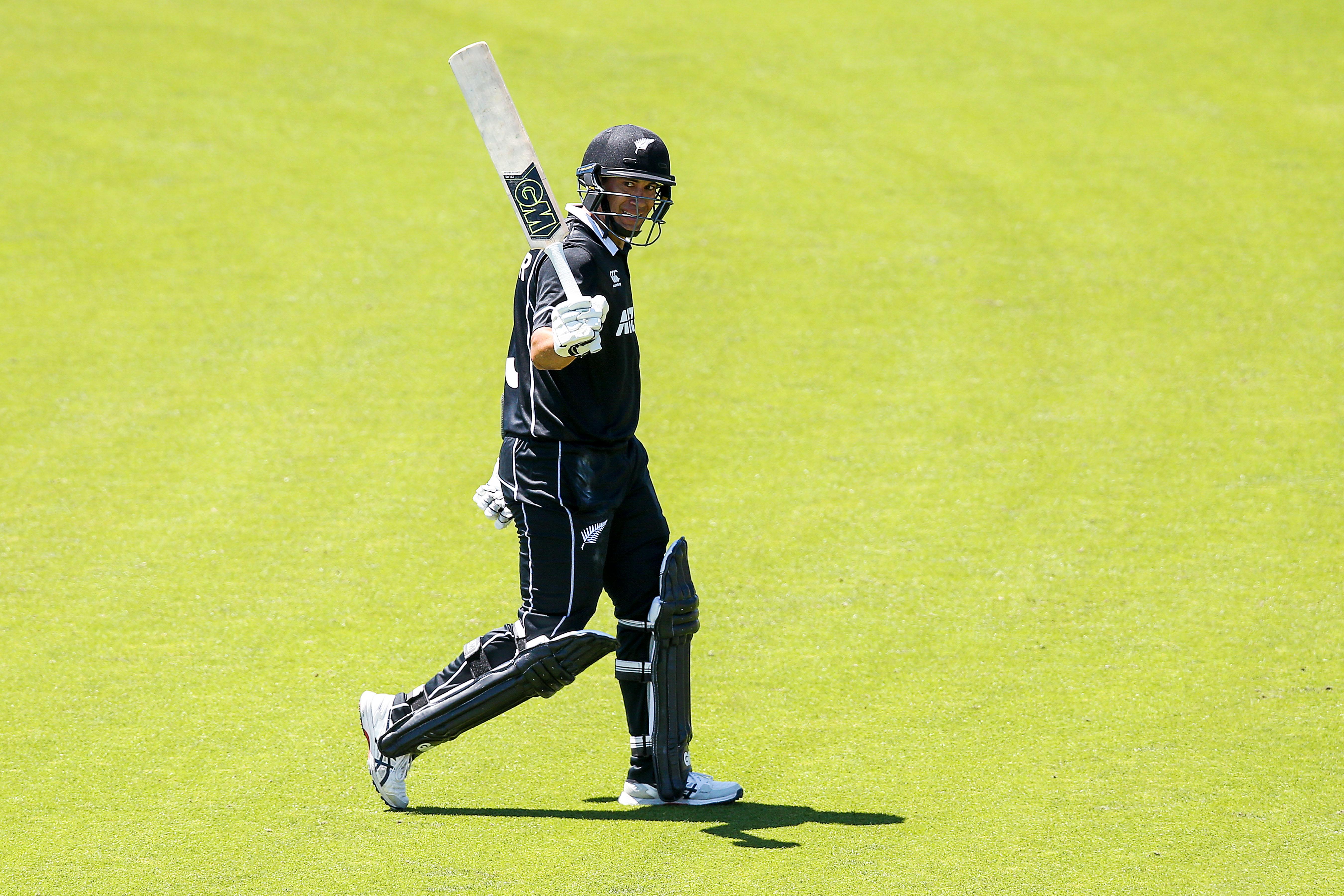 Ross Taylor becomes New Zealand's leading ODI runscorer