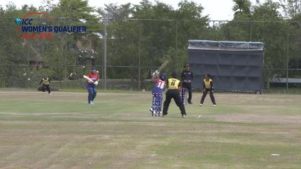 ICC Women's Asia Qualifier 2019: Nepal v Malaysia highlights