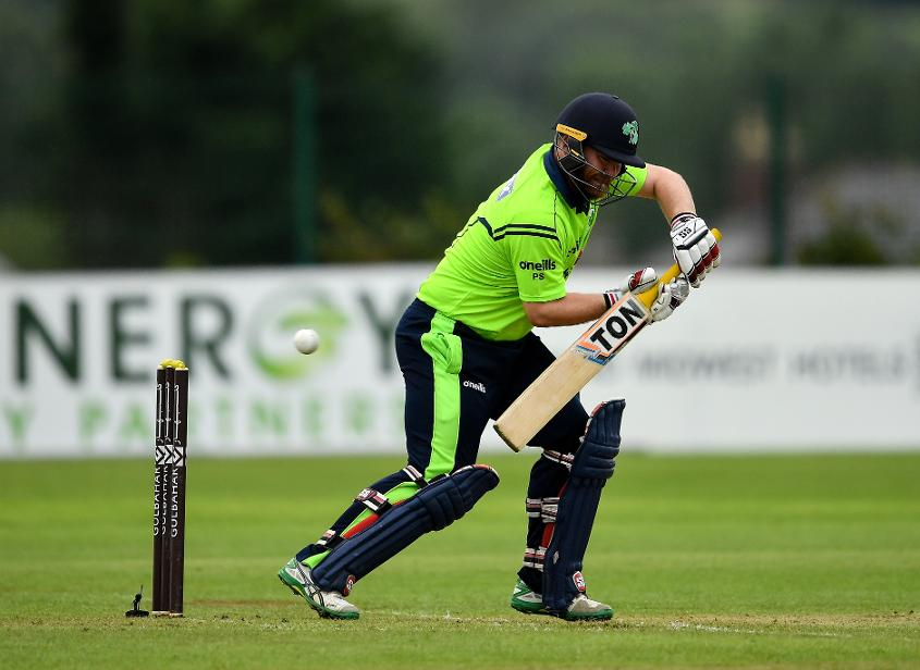 Paul Stirling had hoped for