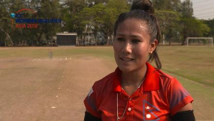 ICC Women's Asia Qualifier 2019: Thailand v Nepal pre-match interviews