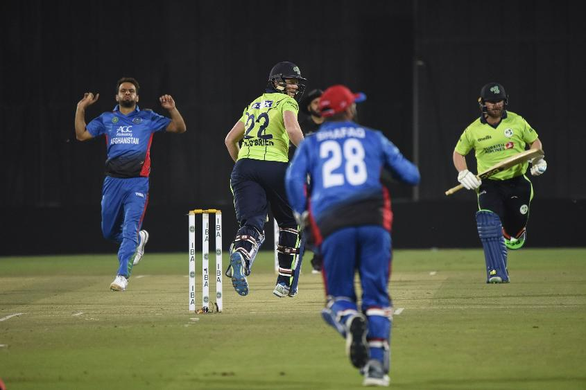Afghanistan will hope to continue on their good run of form against Ireland