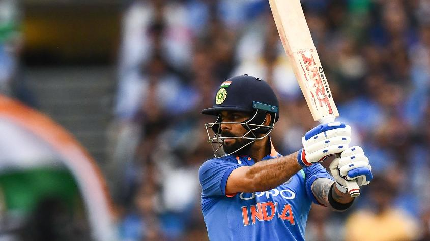 Virat Kohli averages well over fifty in Tests and ODIs, and is closing in on 20,000 international runs