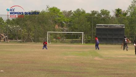 ICC Women's Asia Qualifier 2019: UAE v Nepal highlights