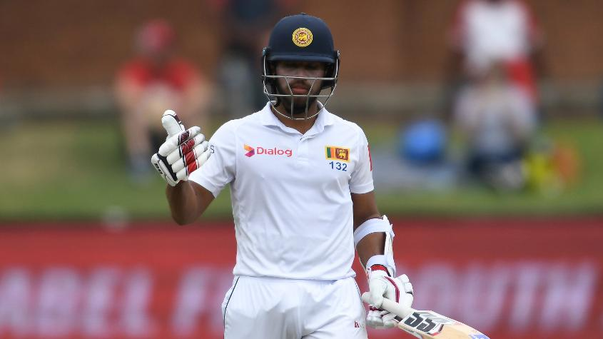 Mendis finished unbeaten on 84 and added 163 runs for the third wicket with Fernando