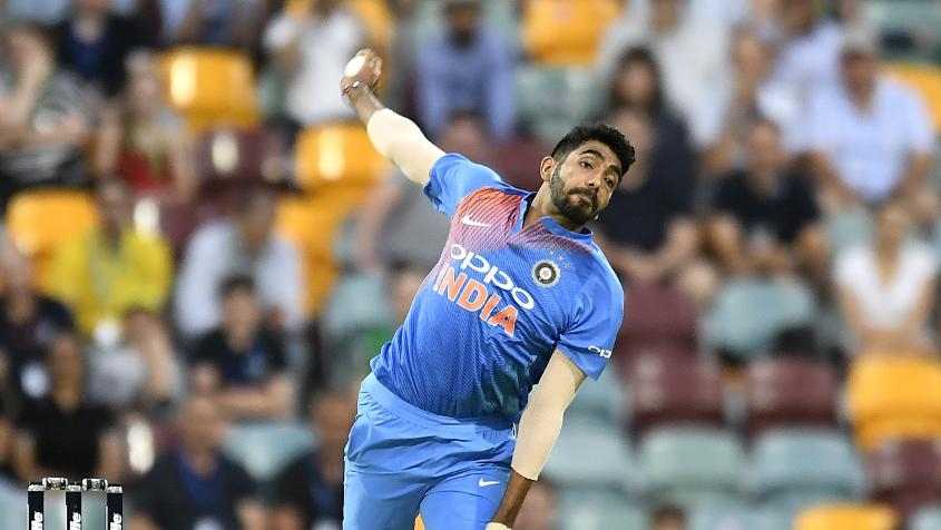 Jasprit Bumrah will lead the Indian pace attack