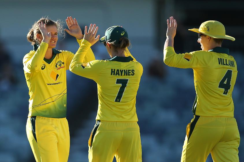 Australia are on the verge of qualification after only 12 matches