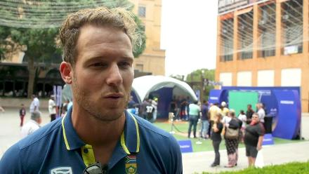 David Miller on what the ICC Cricket World Cup means to him