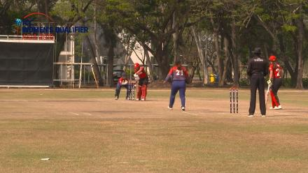ICC Women's Asia Qualifier 2019: Nepal v Hong Kong – Briliant Nary Thapa reduces Hong Kong from 23/0 to 35/6
