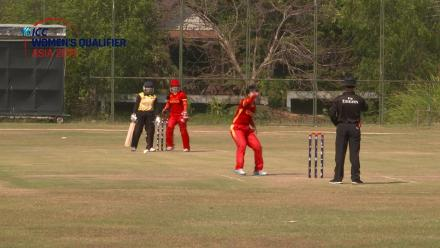 ICC Womens qualifier Asia 2019 China v Malaysia Highlights