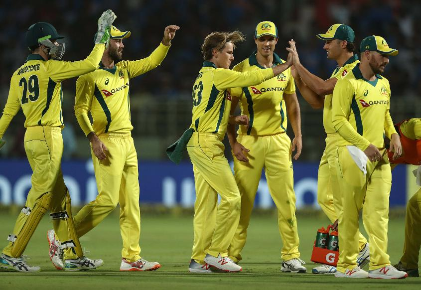 'To have a result like this first game on tour is great for our confidence' – Maxwell