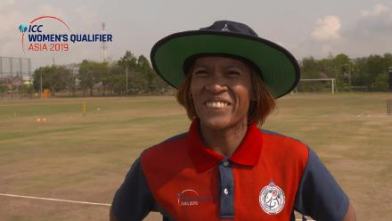 ICC Women's Asia Qualifier 2019: Thailand v Malaysia – Toss and captains interviews