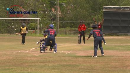 ICC Women's Asia Qualifier 2019: Thailand v Malaysia –  4/4 in four overs for Thailand captain Sornnarin Tippoch