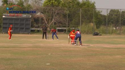 ICC Women's Asia Qualifier 2019: China v Nepal, Player of the Match – Sita Rana Magar returns 3/19