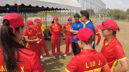 ICC Women's Asia Qualifier 2019: China v Nepal – Full-match highlights