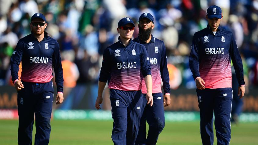 England crashed out from the ICC Champions Trophy 2017 after losing eight wickets for 83 runs in the semi-final against Pakistan