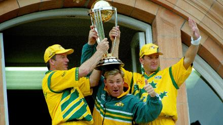...and Australia lifted their second ICC Cricket World Cup!