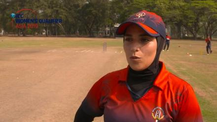 ICC Women's Asia Qualifier 2019: Nepal v Kuwait – Toss and captains interviews