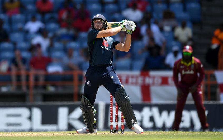Buttler hit an English-record 12 sixes