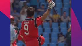 CWC Greatest Moments: John Davison tees off against West Indies