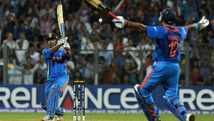 CWC Greatest Moments: Dhoni finishes it off in style in 2011