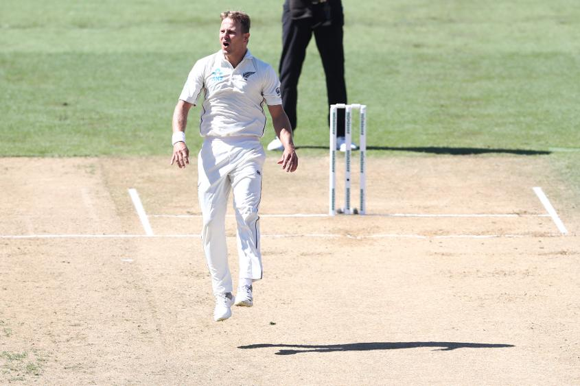 Neil Wagner has climbed up the rankings after picking up seven wickets against Bangladesh