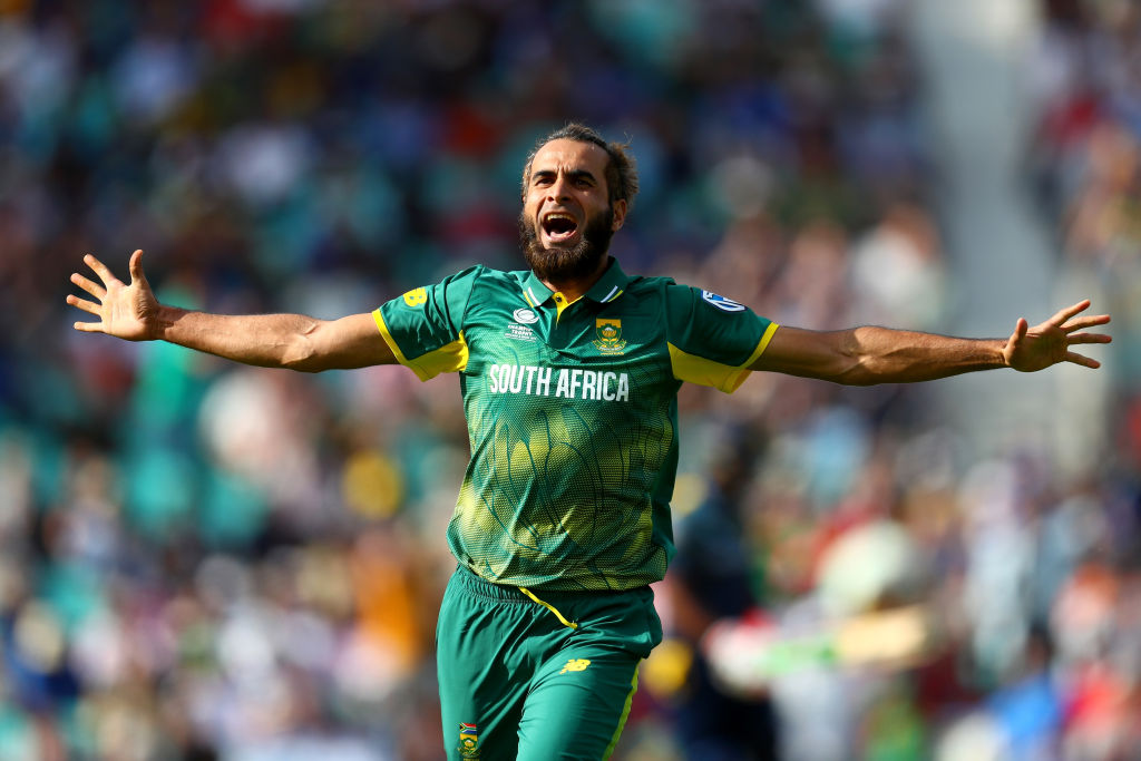 Imran Tahir To Quit ODI Cricket After World Cup
