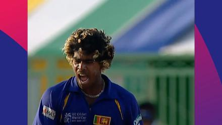 CWC Greatest Moments: Lasith Malinga takes four in four against South Africa