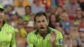 CWC Greatest Moments: Wahab Riaz puts a spell on Shane Watson