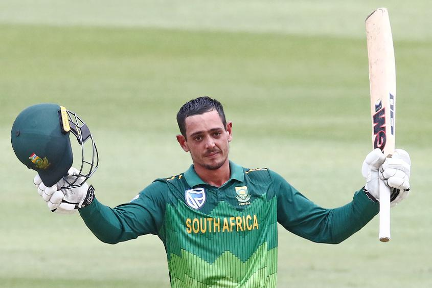 Image result for quinton de kock