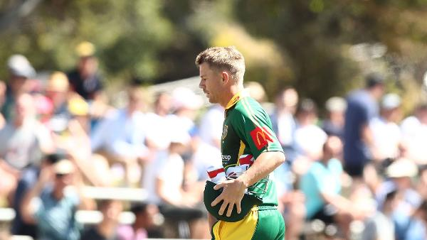 Warner strengthens World Cup selection with blazing ton