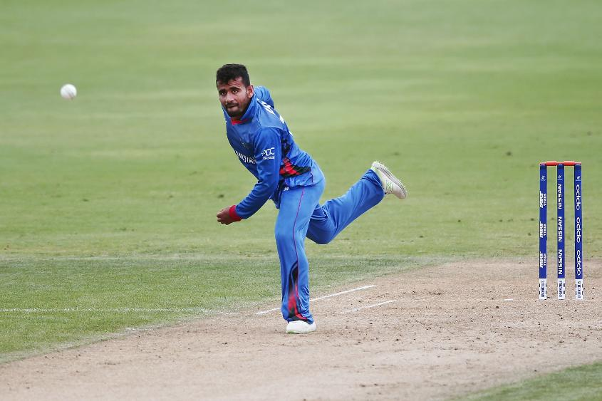 Zahir Khan has played at two successive U19 World Cups