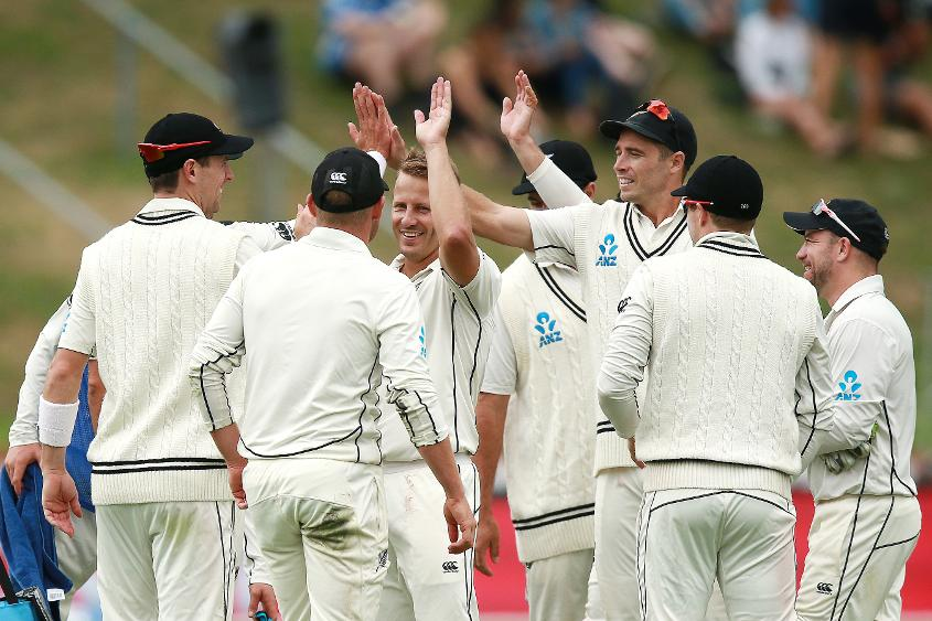 New Zealand claimed a series win over Bangladesh