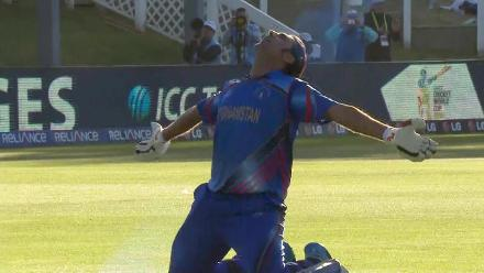CWC Greatest Moments: Afghanistan's first CWC win