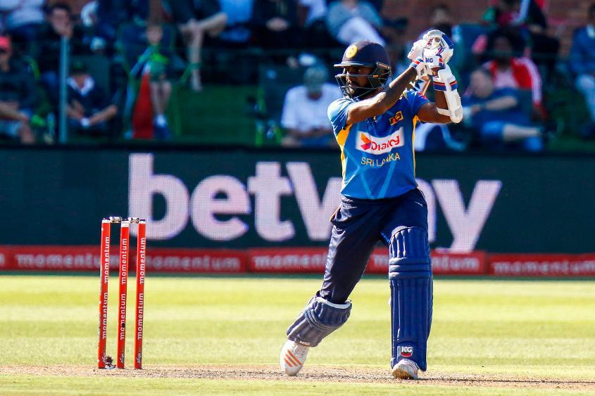 Isuru Udana top-scored for Sri Lanka with 78