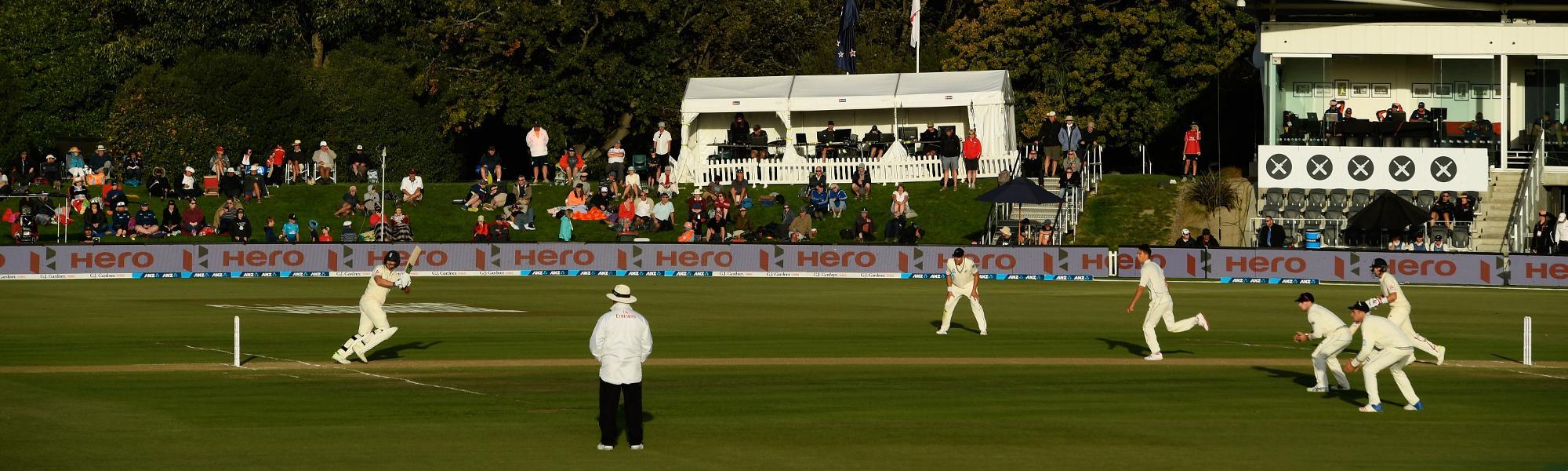 Hagley Oval, Christchurch