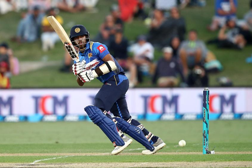 Kusal Mendis has been the most consistent Sri Lankan batsman on tour