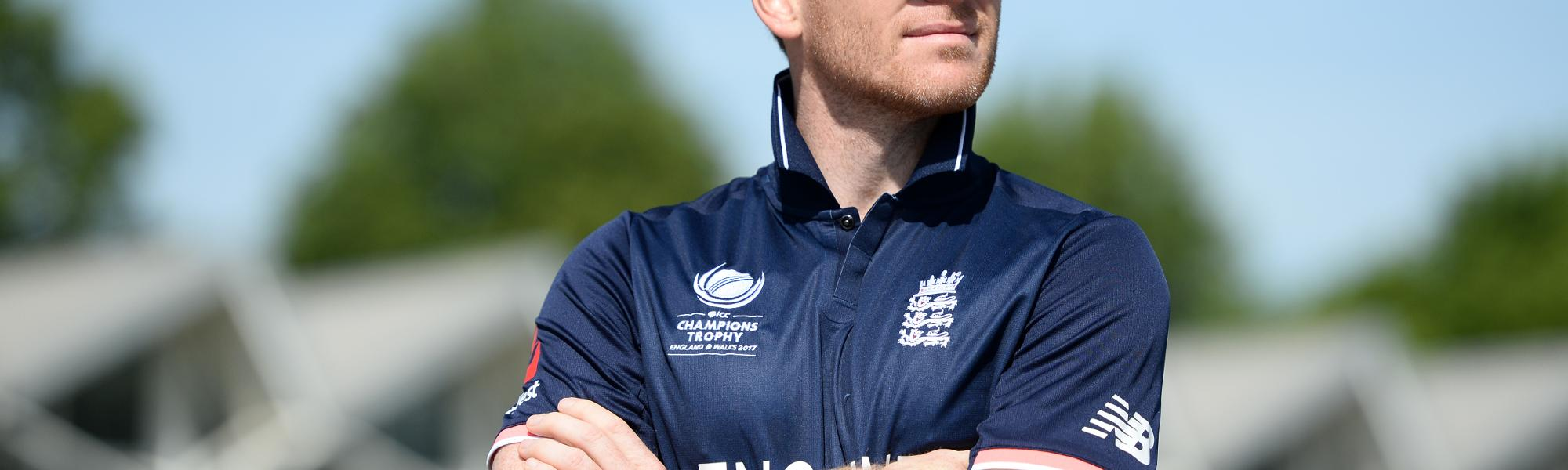 England captain Eoin Morgan will be at the first 'Super Saturday' in Manchester