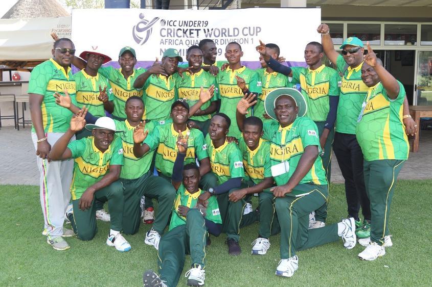 Nigeria victorius
